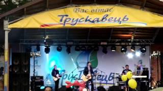 Концерт на День города в Трускавце