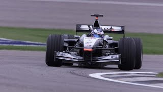 THE LAST WIN OF MIKA HAKKINEN - USA 2001