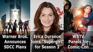Erica Durance Joins