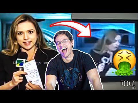 OLHA SÓ O QUE ELA CONSEGUIU FAZER AO VIVO NA TV