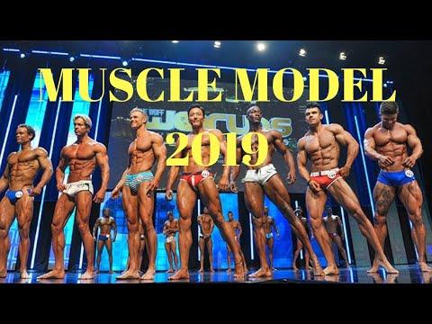 WBFF WORLD CHAMPIONSHIPS 2019 | MUSCLE MODELS
