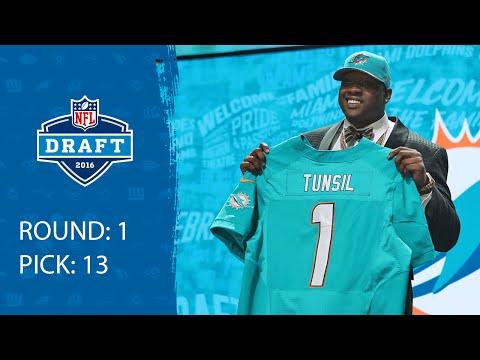 Laremy Tunsil (OT) | Pick 13: Miami Dolphins | 2016 NFL Draft