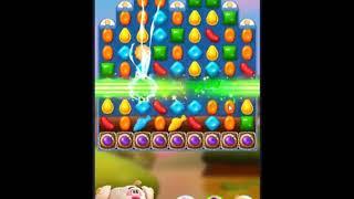 Candy Crush Friends Saga Level 203 - NO BOOSTERS 👩👧👦 | SKILLGAMING ✔️
