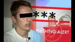 Nastolatek metodą phishingu pozmieniał oceny