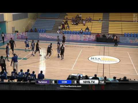 Summer of Thunder College of the Bahamas v Tarleton State University