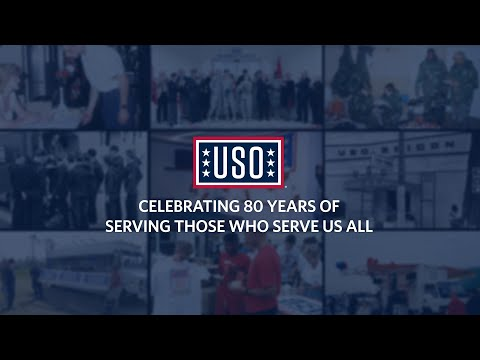 Celebrating 80 Years of Serving Those Who Serve Us All