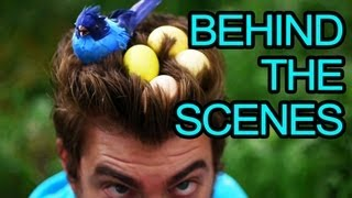 GMM: My Hair Song - Behind the Scenes