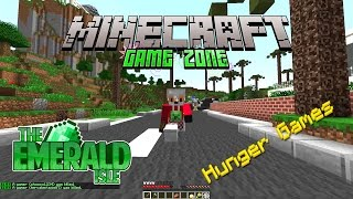 Minecraft - Game Zone - The Emerald Isle - Hunger Games [2] - Long Way to Fall