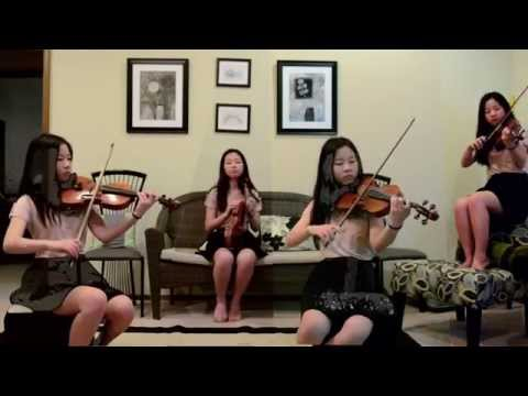 I'm Yours by Jason Mraz (Violin Cover)
