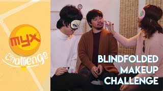 IV OF SPADES Takes On The Blindfolded Makeup Challenge