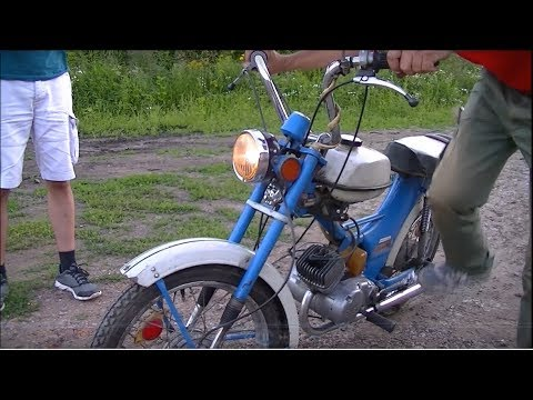 The riga was a latvian moped built in riga between 1965 and 1992. Contents. [ hide]. The engine was an imported czechoslovakian made jawa stadion s11/ s22 engine. It used a two speed gearbox and foot pedals could also be used.