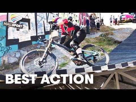 Best urban MTB action fromRed Bull Valparaíso Cerro Abajo 2018