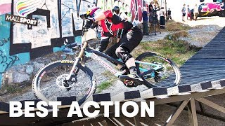 Best urban MTB action from Red Bull Valparaíso Cerro Abajo 2018