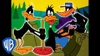Looney Tunes | Daffy Duck Has Had Enough! | Classic Cartoon Compilation | WB Kids