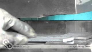 Z büküm yarım bakla zincir yapımı