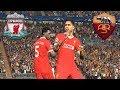 PES 2018 | Liverpool vs Roma | Champions League