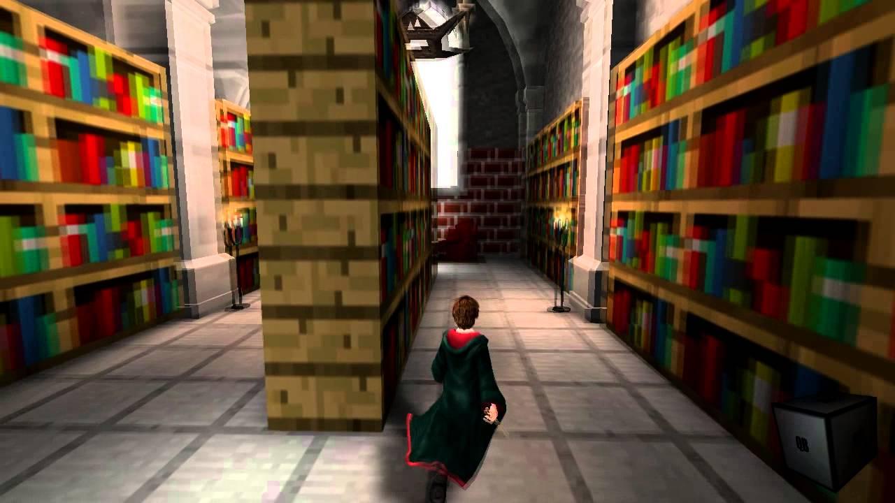 Harry Potter Minecraft Skin Demo YouTube - Harry potter skins fur minecraft
