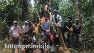 I guardiani dell'Amazzonia