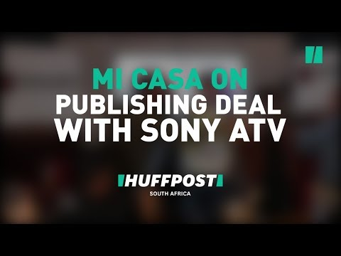 Mi Casa On Band's Publishing Deal With Sony ATV Mp3