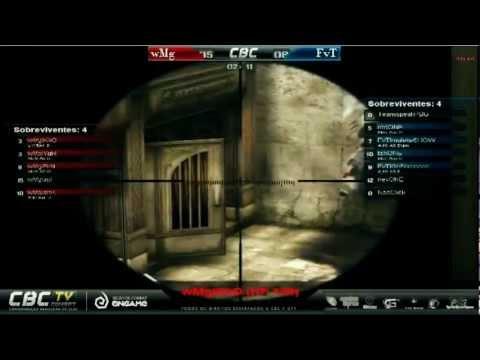 Copa do Brasil de Point Blank - CBC01 -  [PB] Copa do Brasil - Abertura - Warmongers vs Fiveteam