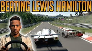 Gran Turismo Sport: Beating the Lewis Hamilton DLC