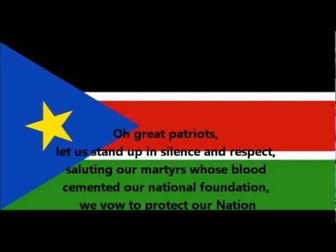 Hymne national du Sud Soudan