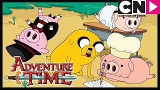Время приключений Бобы Cartoon Network