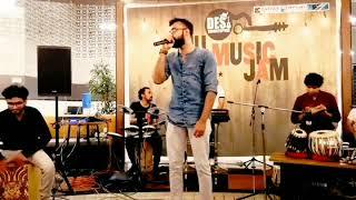 Gambar cover Badtameez Dil | Shivam Aadigaur Live Performance