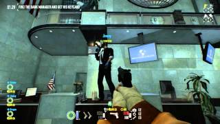 Payday2 [This is a robbery!] Jimmy