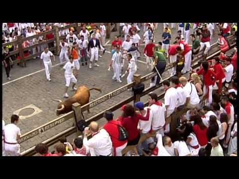 Festivalul taurilor - Pamplona, Spania