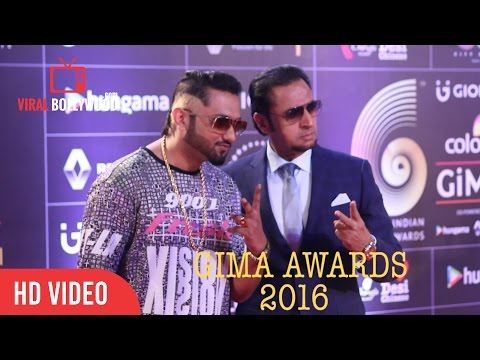 SUPERMAN | ZORAWAR | Yo Yo Honey Singh At GIMA Awards 2016 | Global Indian Music Academy