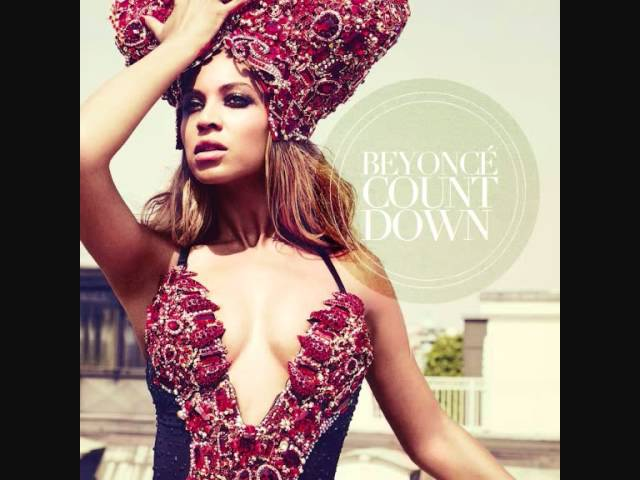 Beyonce - Countdown (Red Top Club Remix)