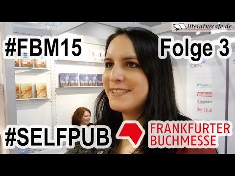 Wie finde ich eine Literaturagentin? – Self-Publishing-Podcast (3) #FBM15