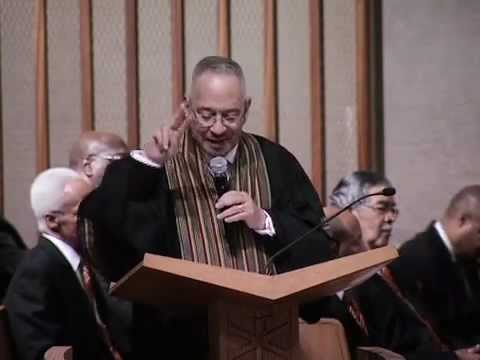 """The Rev. Dr. Jeremiah A. Wright, Jr., """"Preaching with Power"""" March 2011"""