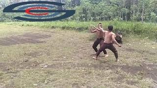 Open Fight : STM JAKER (kiri) vs STM SATA (kanan)  STM