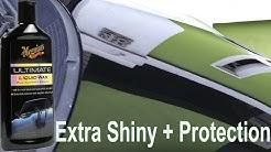 Car Paint Restoration Step #4 : Meguiars Ultimate Liquid Wax Review