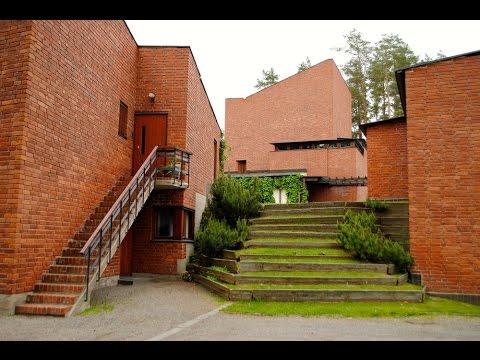 [17] Tòa thị chính Säynätsalo | Alvar Aalto