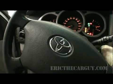 Toyota 4 Runner Steering Problem Returns - EricTheCarGuy