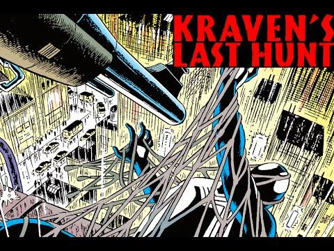 Spider-man Kraven