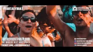 FANTASY BOAT | MONDAY 16TH JULY 2018 AYIA NAPA CYPRUS