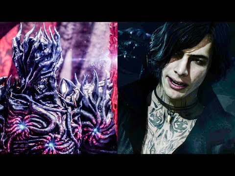 Devil May Cry 5 Bloody Palace - V Vs Urizen / No-Damage / S-Rank thumbnail