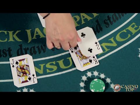 Video Blackjack strategie online