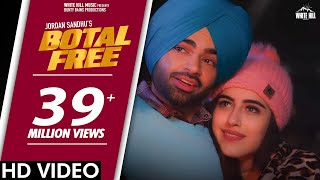 BOTAL FREE : Jordan Sandhu feat. Samreen Kaur | The Boss | Kaptaan | New Punjabi Song 2020