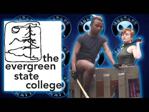 How Evergreen State College Cucked Itself