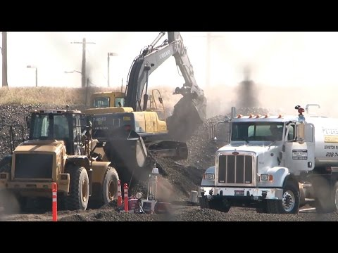 Workers Fear Radiation Exposure After Nuclear Waste Storage Tunnels Collapse in Washington