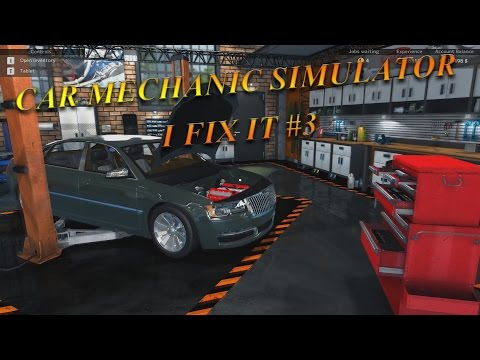how to fix car body car mechanic sim 2015