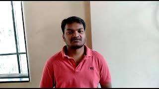 Student Testimonial : Amit Pradhan