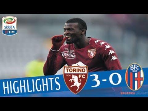 Торино - Болонья 3:0 видео
