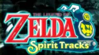 The legend of Zelda Spirit Tracks Music: Tower of Spirits Staircase EXTENDED