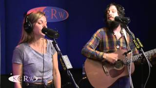"Adam Green and Binki Shapiro performing ""Here I Am"" Live on KCRW"